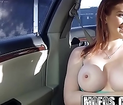 Mofos - Stranded Teens - (Rainia Belle) - Stranded Redhead Teen Wants That Dick