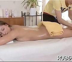 Massage erection