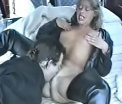 Best German Mom Fetish Anal Piss Thighboots. See pt2 at goddessheelsonline.co.uk