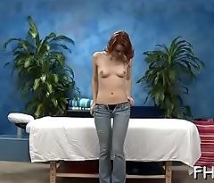 Erotic creature massage