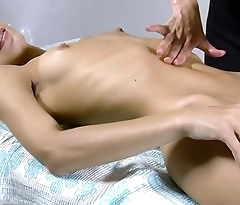 Lika Volosatik sexy soft massage
