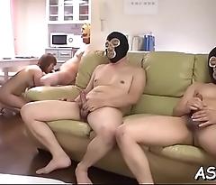 Amazing japanese anal toying
