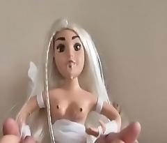 गुड़िया को ही चोद दिया