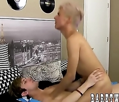 Skyler Williams is spanked and barebacked by Colby Klein