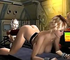 Sex Basment 3D Fuck