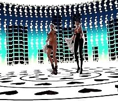 Big Tits 3D Huge Fuck Dance