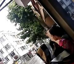 Desi Randi at road