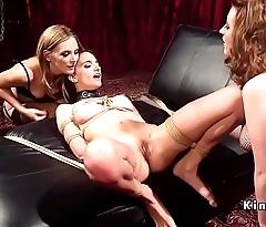 House slaves anal fucks mistress