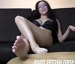 Roxie and I need someone who loves worshiping feet