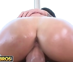 BANGBROS - Dillion Harper Gets Her Penny-pinching Young Pussy Drilled