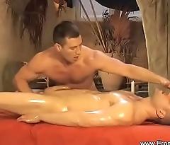 Building The Passion Via Massage