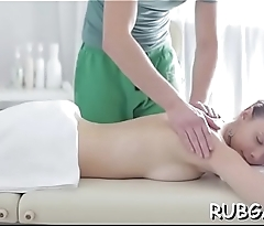 In nature'_s garb massage clips