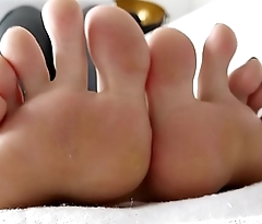 beautiful widely applicable lovely feet tease