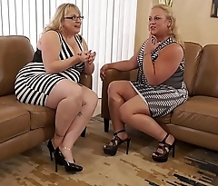 Rachel and Friend fuck black neighbors
