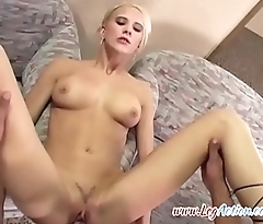 Justine Ashley Getting Her Pussy Nailed Deep