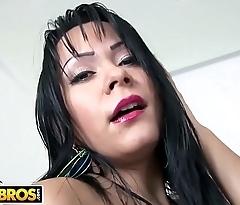 BANGBROS - Latina Paola'_s Colombian Big Ass Gets Fucked Hard