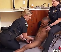 Milf strap on step mom xxx Black Male squatting in abode gets our