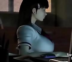 Best 3D Huge Tits Fuck