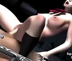 3D Hardcore Sex Fuck Best Sex Class