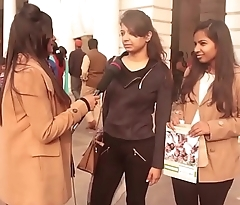 Girls opinion about Dependence   Delhi Girls Rocks   New Year Special-2017
