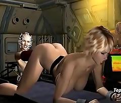 Sex Lab 3D Hentai