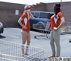 XXX Porn video - Broke College 2 Episode 4 Trisha Parks coupled with Preston Parker