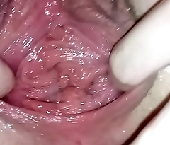 Fisting and sucking my wifes nasty loose pussy