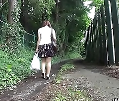 Rubbing on her clit in the with the aid the road with integrity