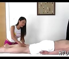 Hung rafter fucks a masseuse