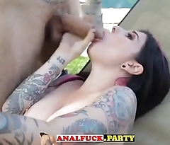 Anal Threesome with 2 Sexy Milfs - Part 2 at ANALFUCK.PARTY