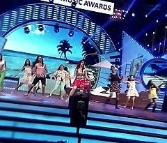 Lakshmi Rai sizzling performance - Mirchi music awards south HD