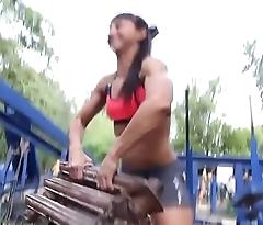 Awesome Ukrainian Girls - Effectiveness &amp_ Flexibility  -  Female Motivation