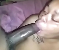 Huge Tits face fucked