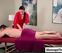Fantasy Massage Network - Unfaithfully Yours less Anna De Ville part-01