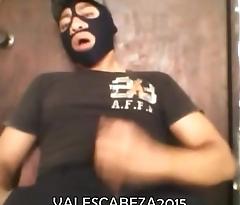 ValesCabeza008 COP AWESOME CUM!! Policia se DeslechaMOCOS!!