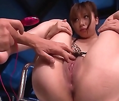 Serious toy porn scenes be expeditious for amazing Mami Yuuki