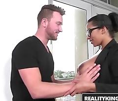 RealityKings - Big Tits Boss - (Priya Price, Van Wylde) - Pricey Pussy