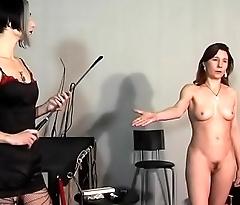 Elitepain spanking casting Marina