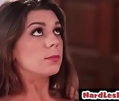 Sexual Reflexology (Jayden Cole and Olivia Lua) movie clip-02