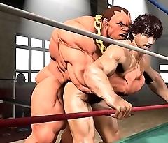 Tekken Gay Sex