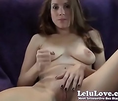 Lelu Love-Mutual Masturbation Cum Eating Instruction