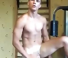 cum gay boy